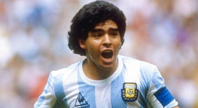 Konami says it's using Diego Maradona's likeness in PES 2017 legally