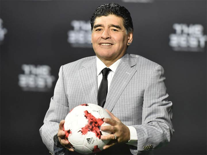 Diego Maradona plans to sue Konami for using his likeness in PES 2017
