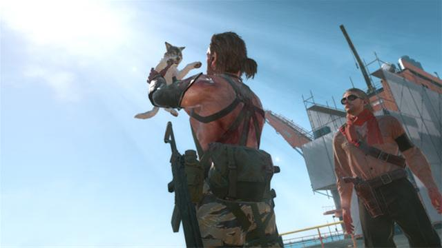 Metal Gear Solid V The Phantom Pain Review Solid Game