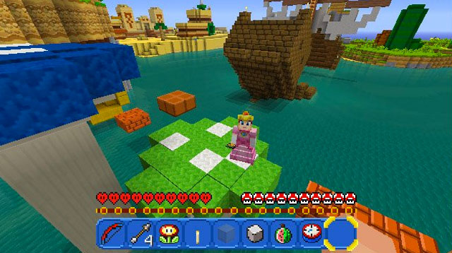 Minecraft Nintendo Switch version confirmed for next month