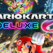Mario Kart 8 Deluxe: All tracks, cup, and deluxe characters