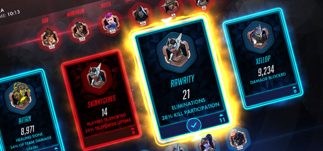 Overwatch player cards need some refinements, and Blizzard is listening