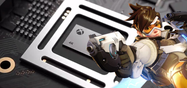 Overwatch on Xbox Scorpio and PS4 Pro: Blizzard 'super eager to support'