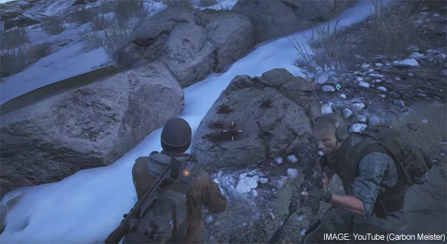 ghost recon wildlands el yeti