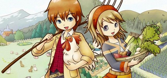 Harvest Moon set to make Switch and PC debut, reveal planned for E3