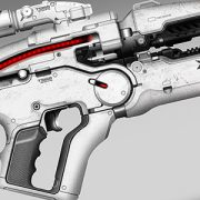 Mass Effect Andromeda 1.06 update: How to get the X5 Ghost Assault Rifle