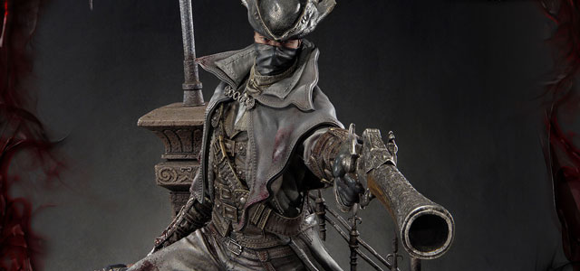 32-inch Bloodborne statue will set you back a few quid