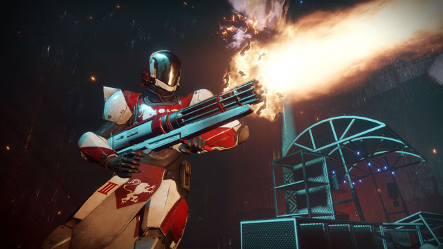 Destiny 2 PC features: 4K support, uncapped framerate