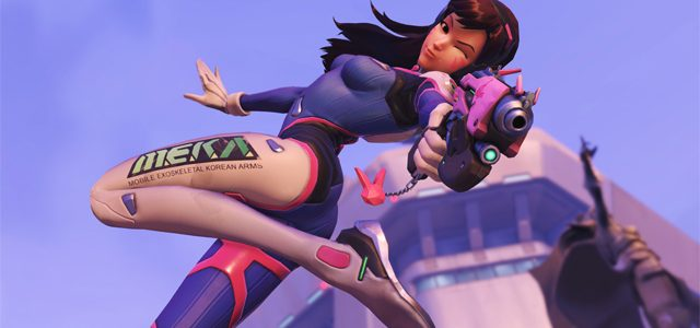 Overwatch D.Va voice actor teases a 'Friday reveal' for something big