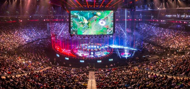 You'll now be able to bet on eSports legally in Las Vegas