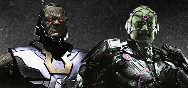 Injustice 2: How to unlock all characters including Brainiac and Darkseid
