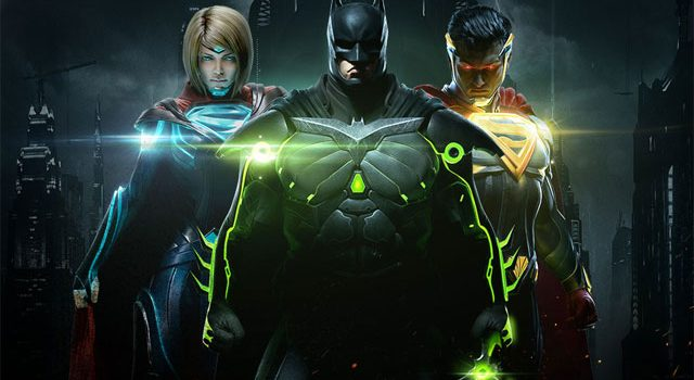 Injustice 2 guide: How to get gear, and increase Epic drops