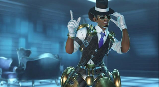Overwatch Anniversary dancing emotes even have Reaper tapping along