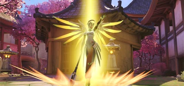 Mercy's multi-res is dominating Overwatch's kill feed, but Blizzard likes it that way