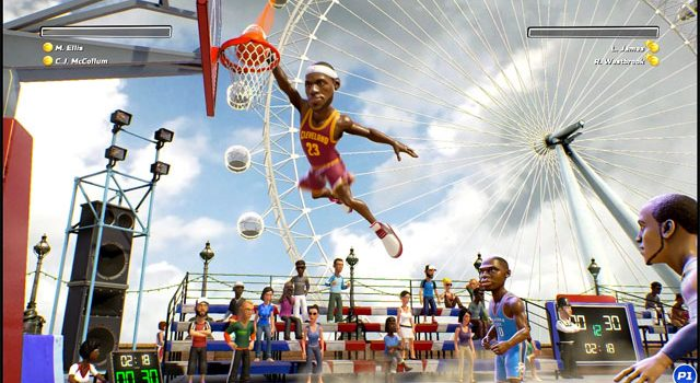 NBA Playgrounds Players Guide: The Best Dunkers, Shooters, And Defenders