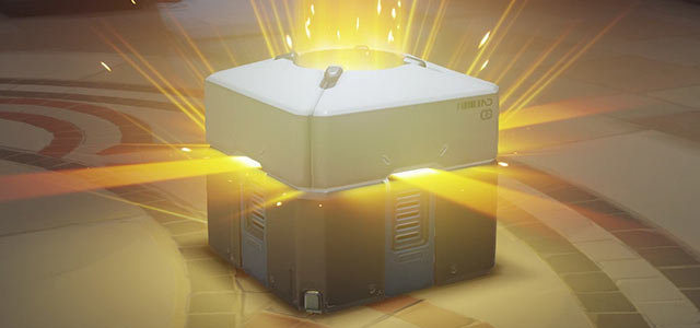 Overwatch Legendary loot box gifted to Amazon and Twitch Prime members