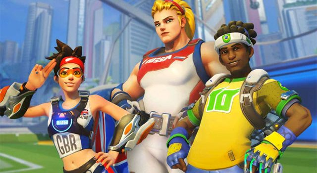 Overwatch season 6 spray leaked alongside new Summer Games 2017 logo