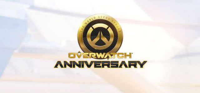 Overwatch Anniversary Event arena maps revealed, new modes teased
