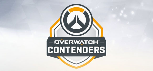 Overwatch Contenders league announced as pathway for aspiring pros