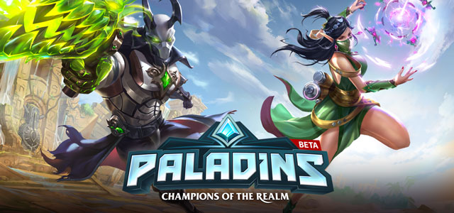 Paladins open beta lands on console with Xbox One vs PS4 'console wars' tournament