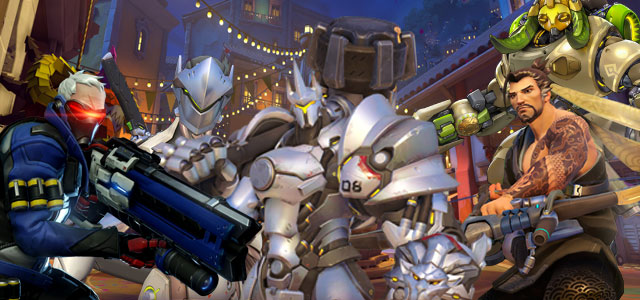 Overwatch PTR patch notes: Nerfs for Reinhardt, Soldier and Orisa, buffs for Genji and Hanzo