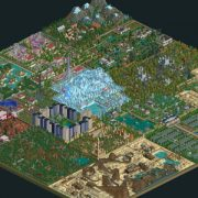 The RollerCoaster Tycoon creation that was 10 years in the making