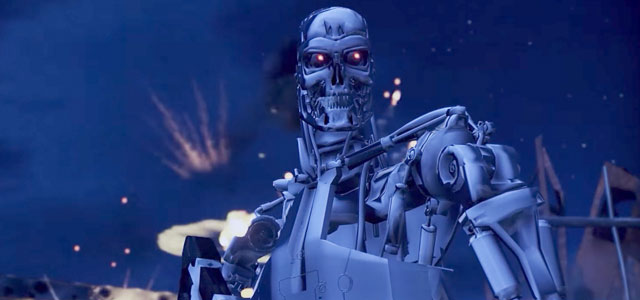 Someone spent a year and a half making Terminator 2 in GTA 5, and it's amazing