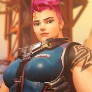 Zarya finally set for new Legendary skin ahead of Overwatch Anniversary event