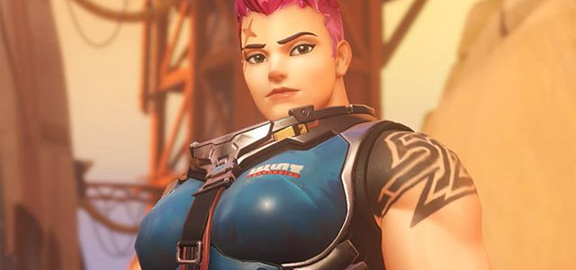 Zarya finally set for new Legendary skin ahead of Overwatch Anniversary event