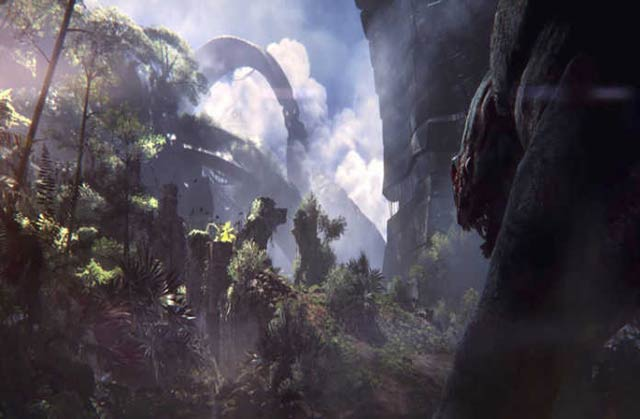 Anthem is Bioware's co-op open-world where everyone's Iron Man