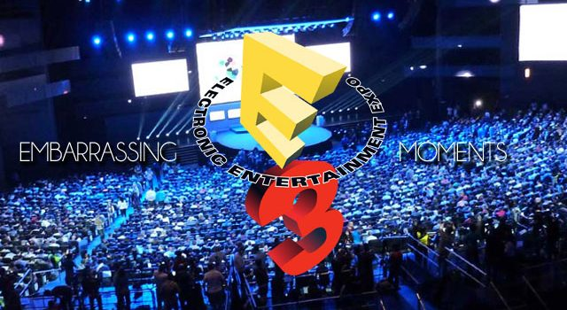 E3 2017: The most embarrassing moments in E3 history
