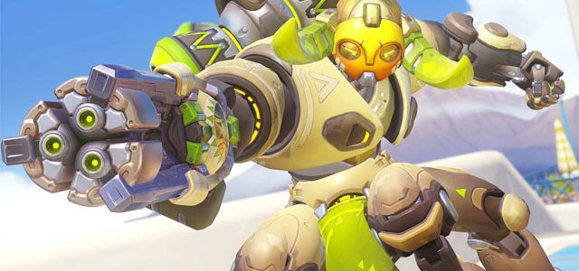 Overwatch patch notes: Small update fixes Orisa's OP ultimate