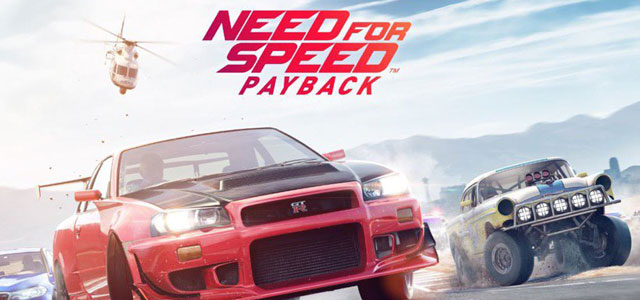 Need For Speed: Payback revealed, appears to ditch the last game's ridiculous online features