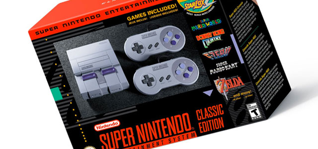 SNES Mini confirmed, Classic Edition comes bundled with unreleased Star Fox 2