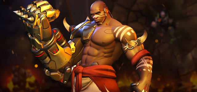 Doomfist has already been nerfed on the Overwatch PTR