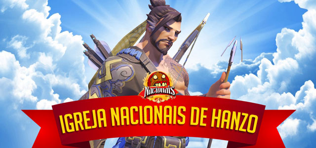 The Church of Hanzo has been founded in Brazil, but sorry, it's still not okay to pick him in comp