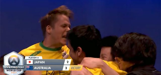 Team Australia may just be the Overwatch World Cup's most underrated team