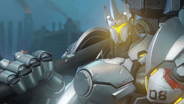 Blizzard asks for Overwatch community help to fix Reinhardt