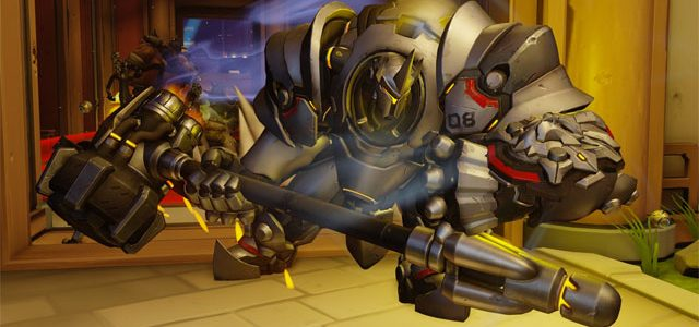 Overwatch PTR patch notes: Brigette, Reinhardt updates
