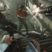 Wolfenstein 2 The New Colossus is crazier and harder than I ever imagined