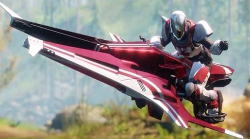 Destiny 2: How To Get A Sparrow