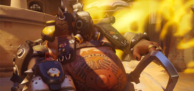 Overwatch patch notes: Roadhog has been nerfed again