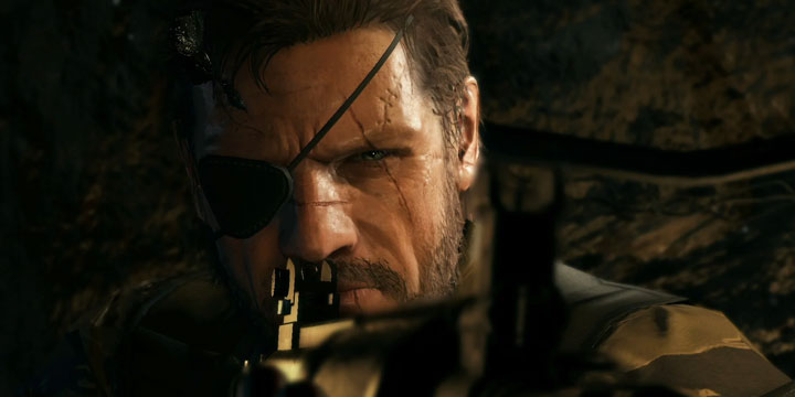 Metal Gear Solid 5: The Phantom Pain finally gets its PS4 Pro update