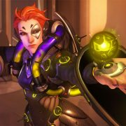 Moira and DVa the most played heroes in Overwatch Season 9