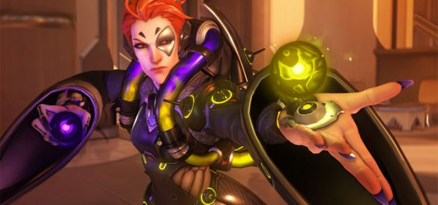 Moira set to hit Overwatch public servers this weekend