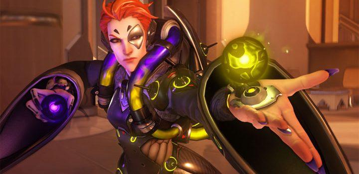 Moira set to hit Overwatch public servers this weekend – Fenix Bazaar