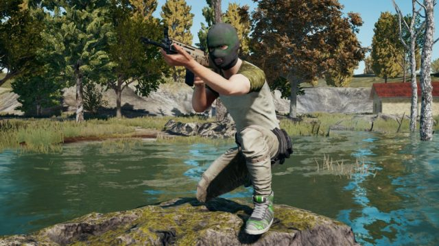 PUBG Xbox guide: How to split ammo with your partner
