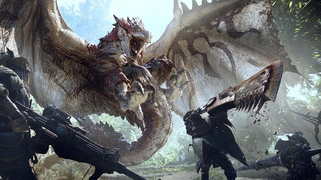 monster hunter world xbox one