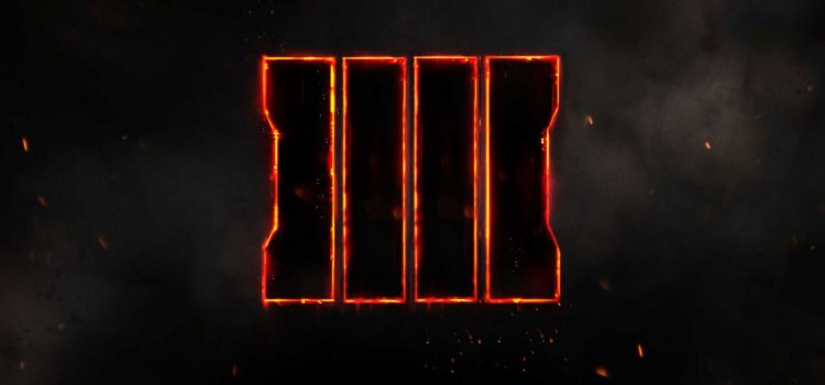 A Black Ops 4 release is fine, but only if it comes with Modern Warfare 2 Remastered