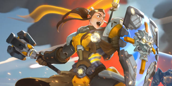 Overwatch Adding Brigitte Next Week, New Video Highlights Her Design